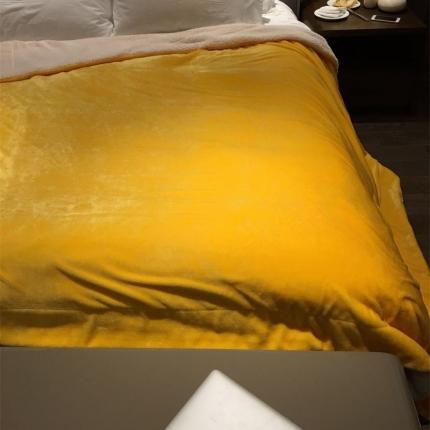 (总)卜古家纺 ULTMATE羊羔绒毛毯