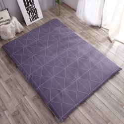 紫馨雅床垫 2019新款-床垫保护套 几何形状