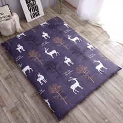 紫馨雅床垫 2019新款-床垫保护套 麋鹿森林