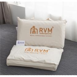 微枕芯 泰国RVM高低平滑枕10-12cm(40*60)