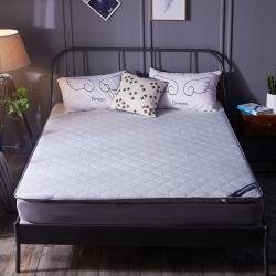 依诺床垫 2018新款针织床垫 珍珠白6cm