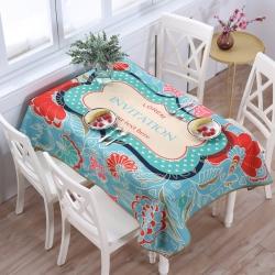 王牌家纺 2019第一批桌布 异域风情