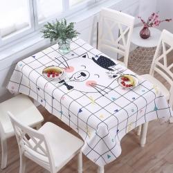 王牌家纺 2019第一批桌布 趣味童心