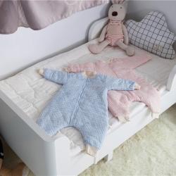 (总)小马达 儿童兰格 粉格睡袋幼儿园儿童