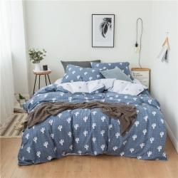 (总)小米家居 2017秋冬新品洛丽塔风系列四件套床单款