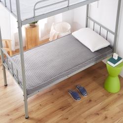 尚舒雅 加厚榻榻米4D立体透气网加厚床垫学生  灰色