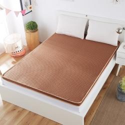 尚舒雅 加厚榻榻米立体4D加厚床垫 4D立体咖啡