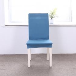 2018款 纯色弹力椅套连体椅子套沙发套
