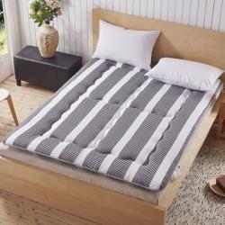 尚舒雅 磨毛床垫床褥子单人双人垫被褥学生宿舍 简约派