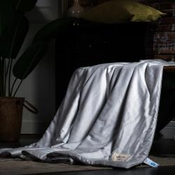 象莎家纺 60s色织全棉系列 纯棉夏被 莫奈印象