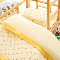 幼儿园套件针织款 全棉 儿童三件套 婴童六件套 每店一套图