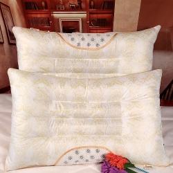 兴丝露 磁疗枕 护颈枕 保健枕 花草枕 决明子薰衣草枕芯枕头