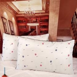 兴丝露 特价舒适枕 枕芯 枕头 压缩枕 单人枕 羽丝枕