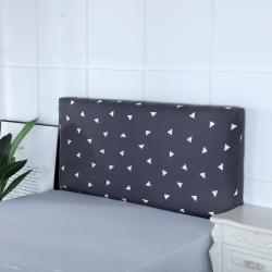 (单)喜相逢家纺 D22-床头罩--弹力布 生活几何