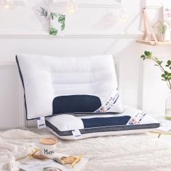 瑞莉安枕芯 立体蓝网决明子枕芯 护颈枕