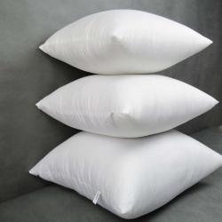 兴丝露 磨毛压花抱枕芯 靠垫芯 方枕芯 多规格 多尺寸抱枕芯