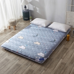 米帛床垫 双面全棉加厚榻榻米床垫
