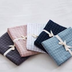 北欧良品(单品水洗棉枕套53花型) 枕套 无印良品单只装