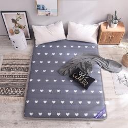 总米帛床垫   2018新款全棉宽包边多层压缩棉床垫