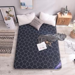 米帛床垫   2018新款全棉宽包边多层压缩棉床垫