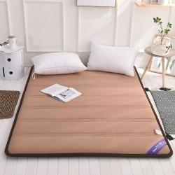 总米帛床垫  多层复合宽包边压缩床垫
