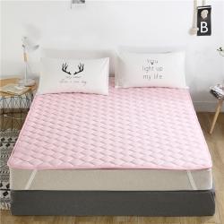 艾草抗菌床褥子垫被单双人床护垫薄床垫防滑榻榻米垫子可机洗