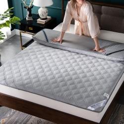 全棉抗菌床垫防滑床褥子加厚榻榻米垫被1.5m1.8米双人垫子