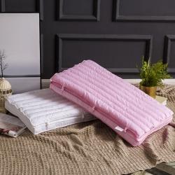 沐希枕业 纯棉pe管二合一可拆分保健枕头枕芯