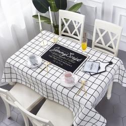 (总)品悦家纺 加厚防水桌布