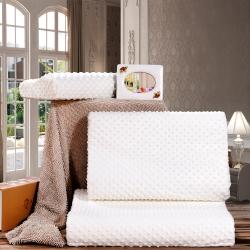 白色压泡记忆枕