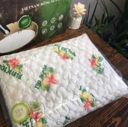 越南芽庄邦森纯天然乳胶枕头枕芯莲花乳胶枕缓解颈椎压力保健枕