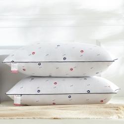 兴丝露枕芯 特价舒适枕 枕头学生枕 磨毛枕芯 网销赠品