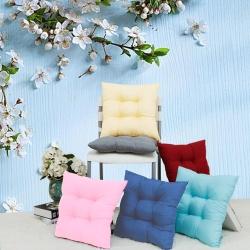 四季通用 加厚磨毛坐垫赠品礼品 学生汽车椅垫 办公室椅子垫