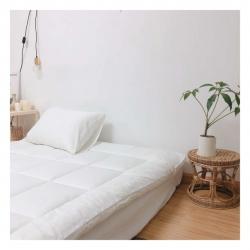 傲蕾良品星级酒店同款学生宿舍单人床垫床褥双人垫被慢回弹垫被