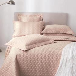 60支长绒棉双面床盖