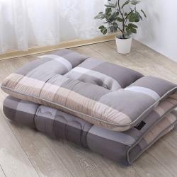 丽诺家纺-印花加厚床垫