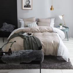 (总)798家纺 快时尚小资风四件套床单款