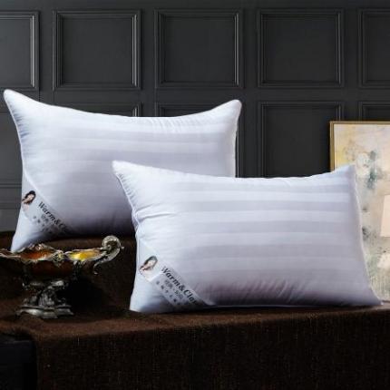 (总)兴煌枕业 枕芯 贡缎提花舒适款系列