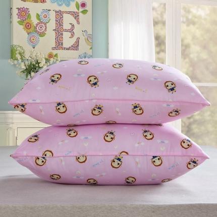 (总)兴煌枕业 精品印花特价真空枕新品