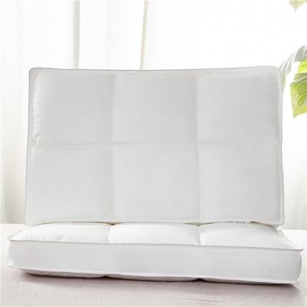 (总)兴煌枕业  舒适魔方枕芯