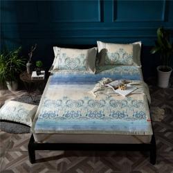 (总)安睡宝可水洗床席系列凉席