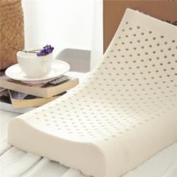 豪爱家纺 2019新款乳胶枕40*60cm起订量50个波浪枕