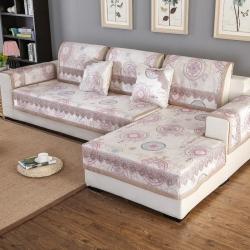点尚沙发垫 数码印花冰丝席 维纳斯