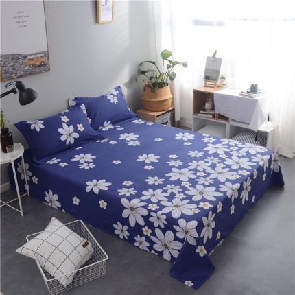 (总)棉立方家纺 新款全棉单床单