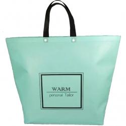 三和包装 夏被水晶绒法莱绒四件套包装无纺布一次成型包装翠绿色
