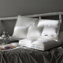境月家纺 2018新款枕头枕芯定型枕悠乐生活枕-思