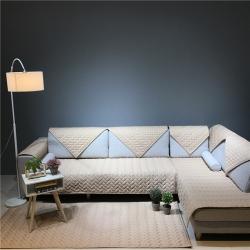 (总)Djs-Home 纯色全棉沙发垫系列