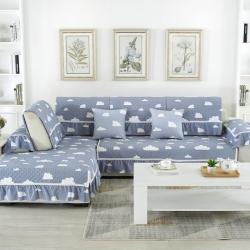 (总)宝阁家居 水洗棉沙发垫