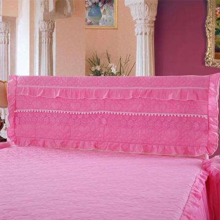 浩情国际 甜心款系列单品床头罩 粉红色