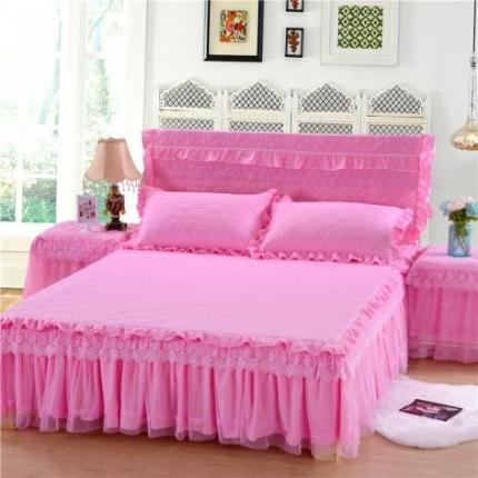 (总)浩情国际 8月4号升级版玫瑰款床裙系列